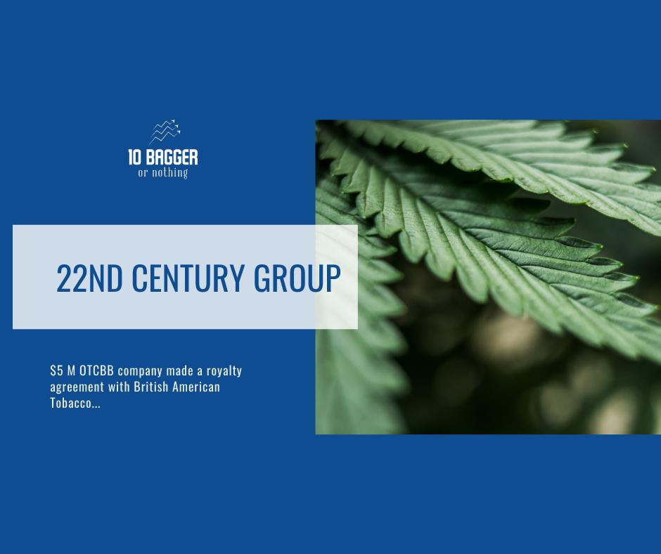 22nd Century Group stock analysis