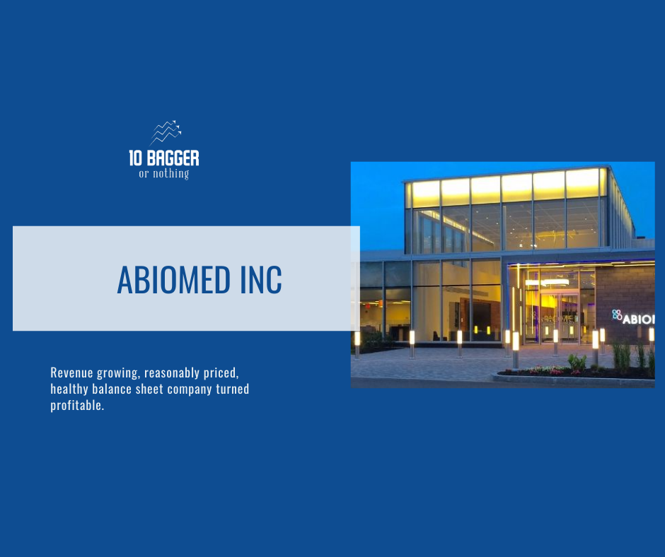 Abiomed stock analysis