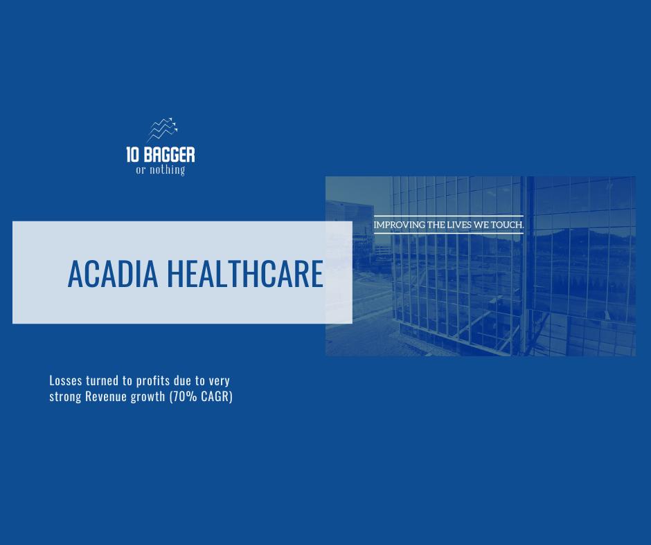 Acadia Healthcare stock analysis
